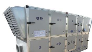 Centrale wentylacyjne z odzyskiem ciepła - Firma Bartosz