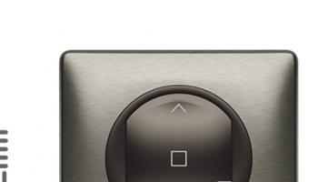 Legrand Netatmo - przycisk sterowania roletami