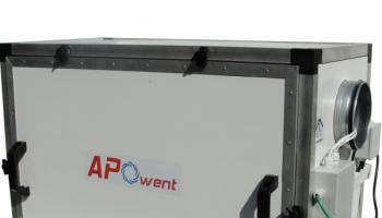 Rekuperatory APO