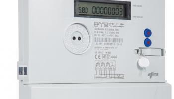 Liczniki energii energetycznej Apator
