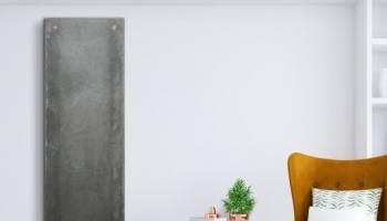 Grzejnik betonowy Rebus