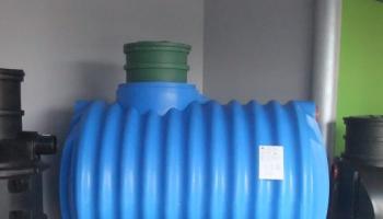 Zagospodarowanie wody deszczowej HABA RL