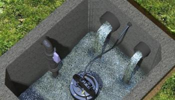 SANIPUMP zatapialna pompa do ścieków