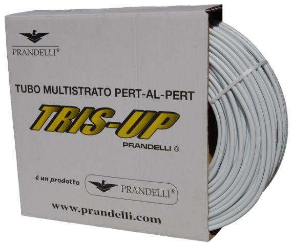 Rura wielowarstwowa Tris-up - PERT/AL/PERT typ II