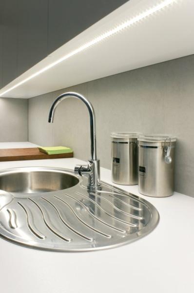Galeria Zdjęć Zdjęcie Oświetlenie Meblowe Led W Kuchni