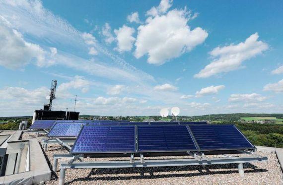 Instalacja solarna Buderus
