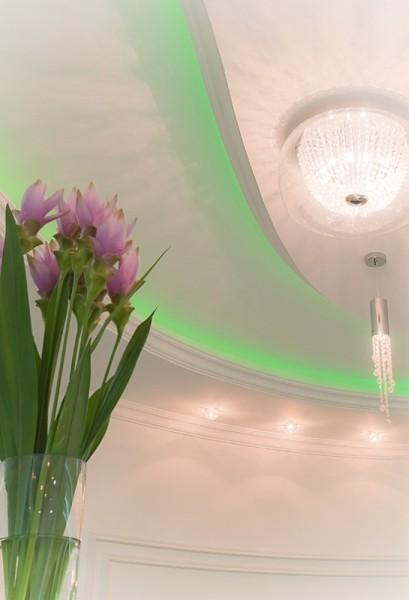 Galeria Zdjęć Zdjęcie Oświetlenie Led Salonu