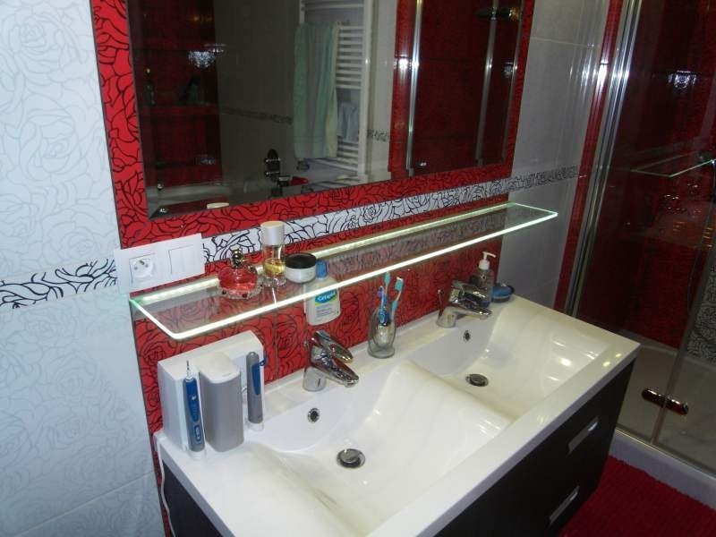 Galeria Zdjęć Zdjęcie Oświetlenie Led Półki łazienkowe