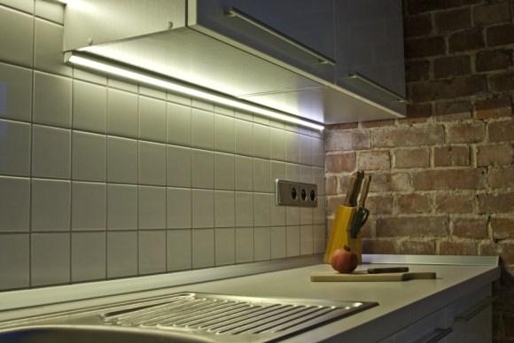 Galeria Zdjęć Zdjęcie Oświetlenie Led W Kuchni Serwis O