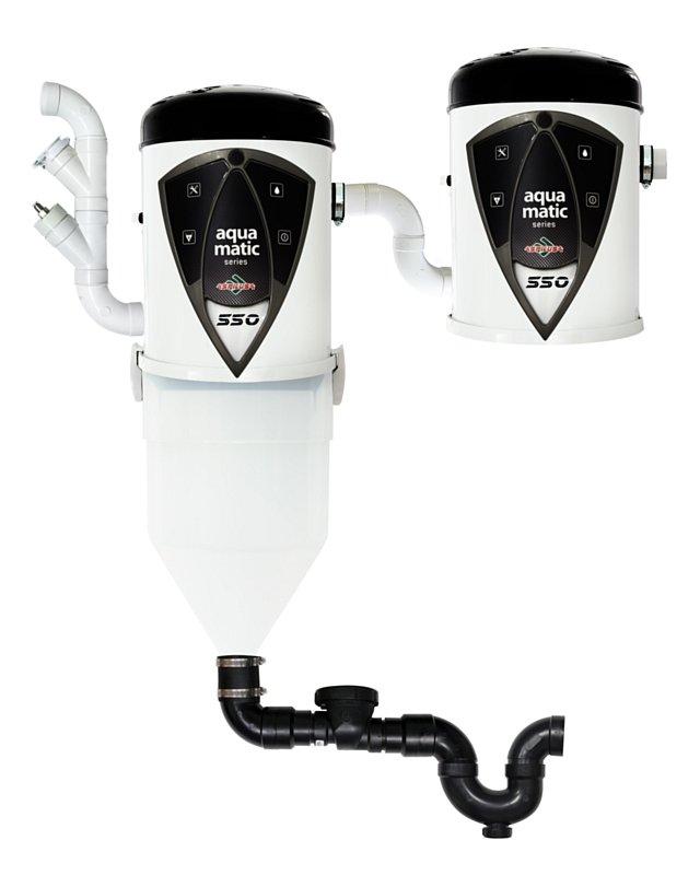 Odkurzacz wodny AQUA MATIC 550
