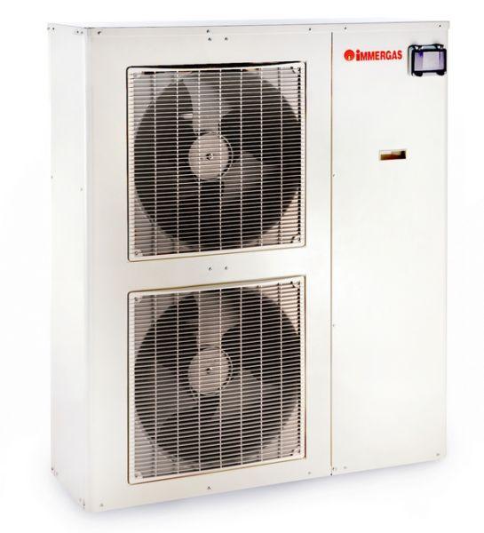 AUDAX 10KW pompa ciepła powietrze-woda Immergas