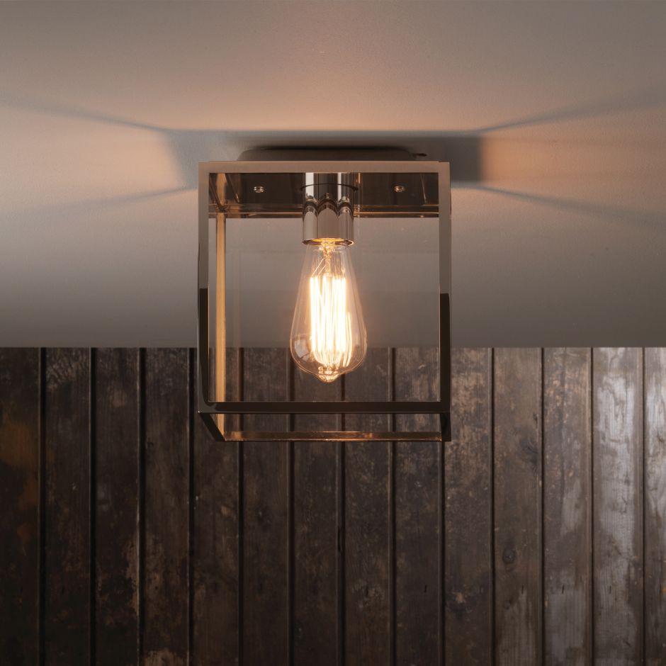 Box lampa sufitowa