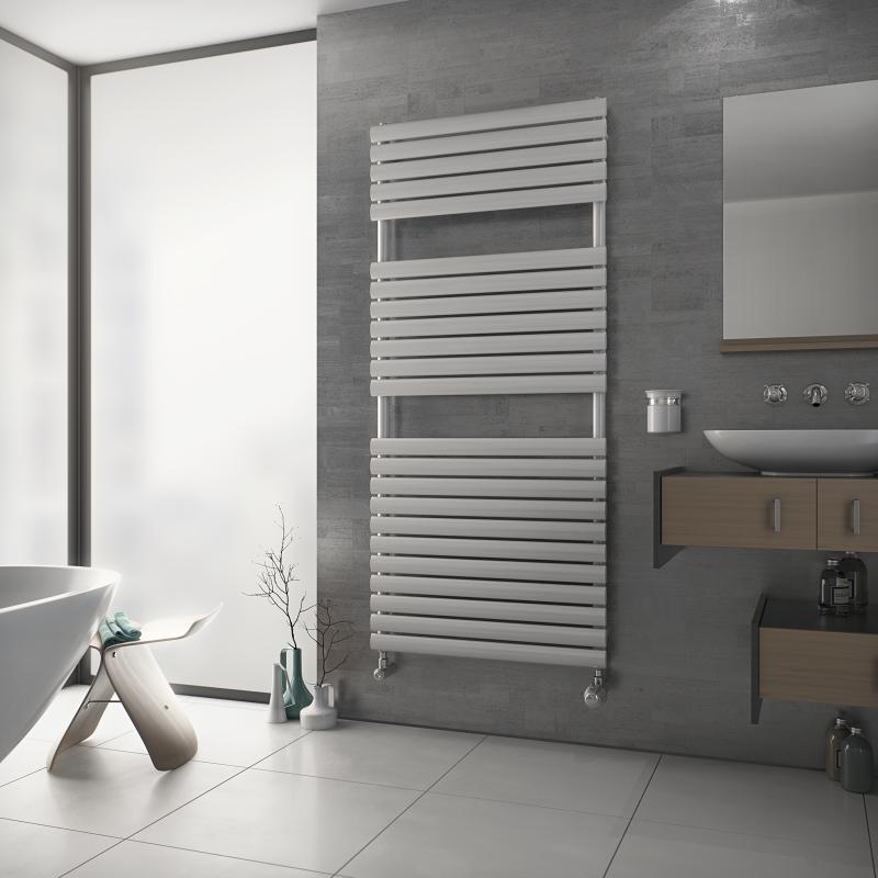 Przegląd Grzejników łazienkowych Ogrzewanie łazienki