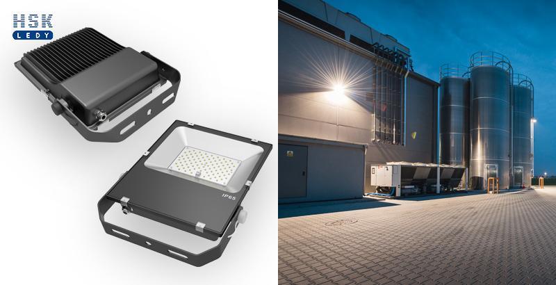 Norma Slim - superpłaskie naświetlacze LED