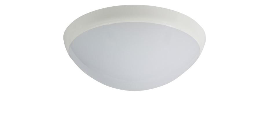 D.3197 - Oprawa oświetleniowa PANTERA, biały pierścień, klosz mleczny
