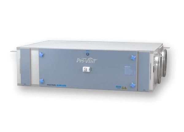 Pro-Vent - Rekuperator MISTRAL SLIM 600 EC