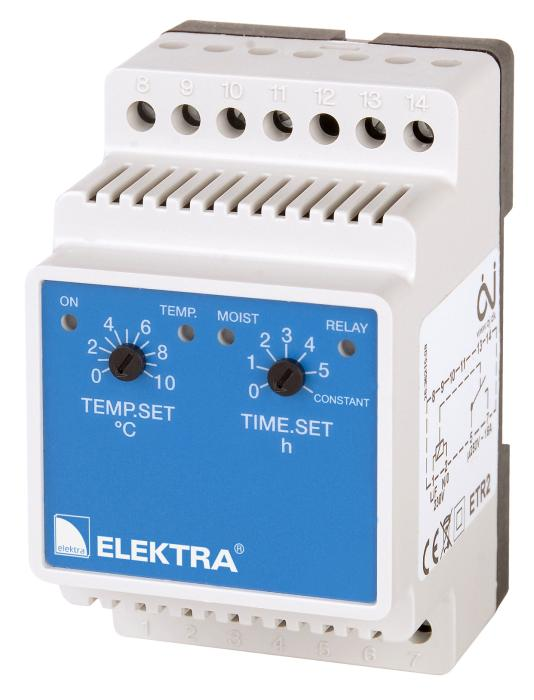 Regulator temperatury ETR2