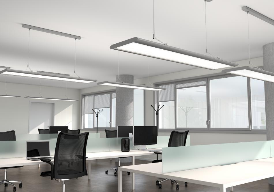 System oświetleniowy Transparent