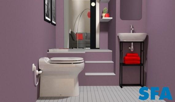 miski wc z wbudowanym rozdrabniaczem umywalki miski wc. Black Bedroom Furniture Sets. Home Design Ideas