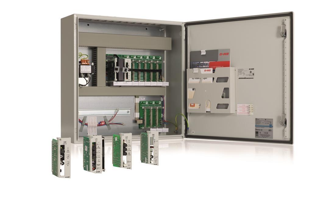 Centrale panelowe RZN 43xx-E