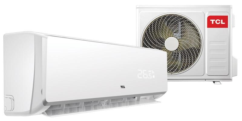 Lindab - Klimatyzatory ścienne TCL z serii Elite