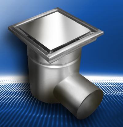 Kratka ściekowa przemysłowa boczna - KMB Steel Product