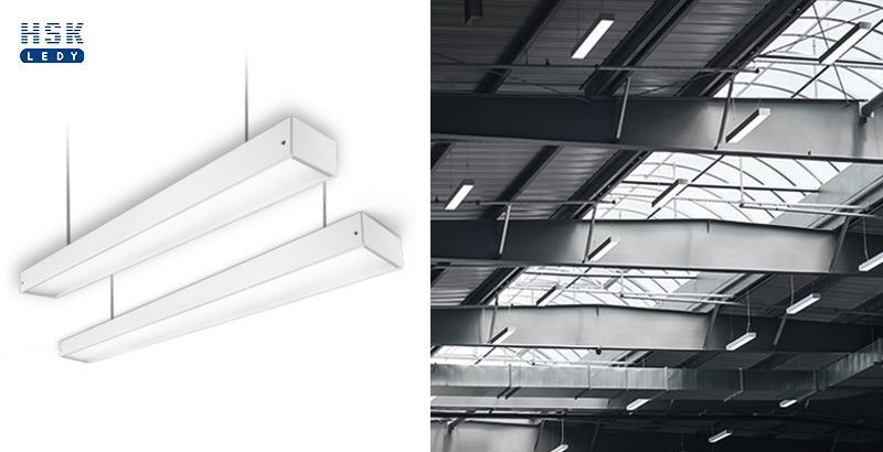 Pegaz - polskie oprawy LED dla przemysłu