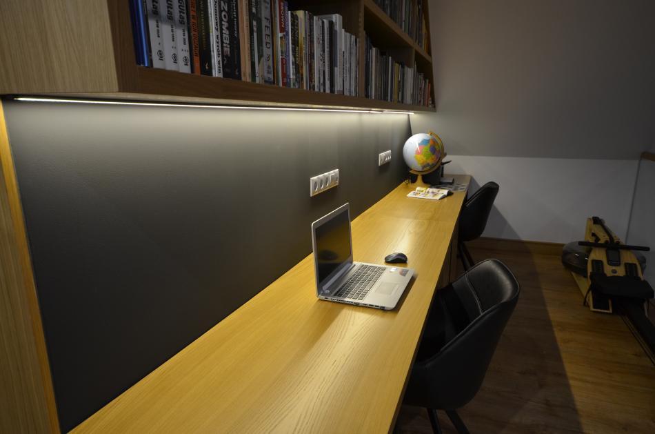 Galeria Zdjęć Zdjęcie Oświetlenie Biurka Lampą So Micro