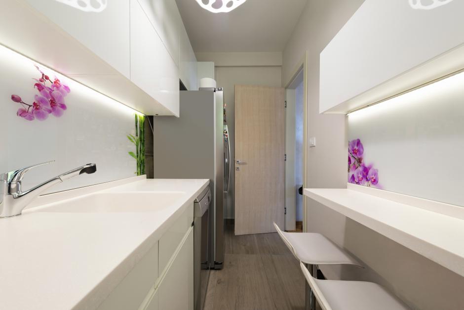 Galeria Zdjęć Zdjęcie Oświetlenie Led Kuchni Taśmy Led