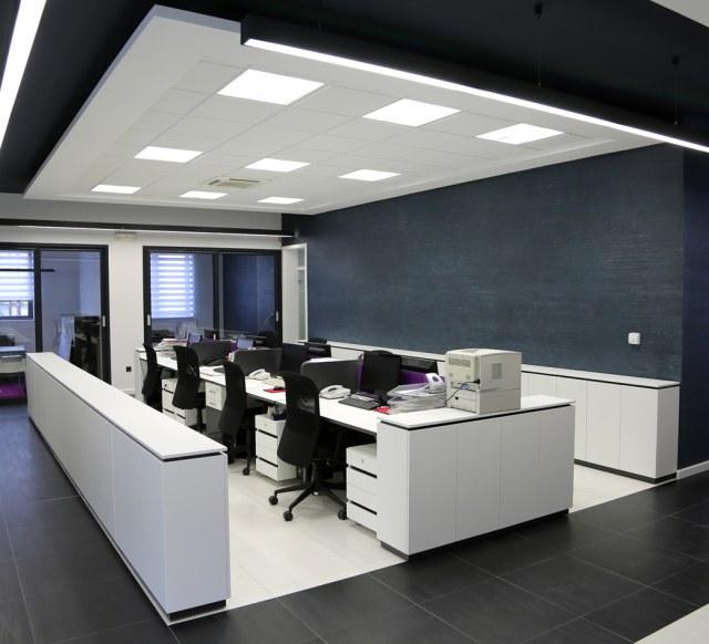 Oświetlenie LED - realizacja (3)