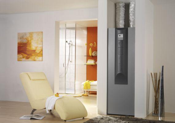 Pompa ciepła Alpha Innotec - ustawienie wewnętrzne