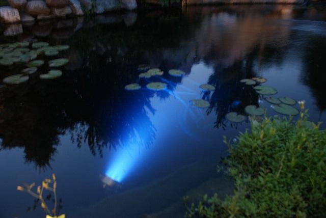 Vulcano Oświetlenie Oczka Wodnego Galeria