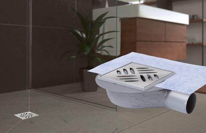 Wpust łazienkowy Ultraflat
