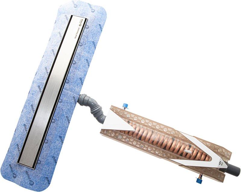 ZYPHO IZI 40 odpływ liniowy z filtrem i uziemieniem